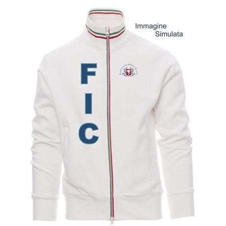 Felpa FIC Italia