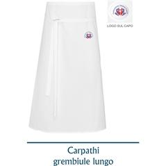 Grebliule Carpathi con logo