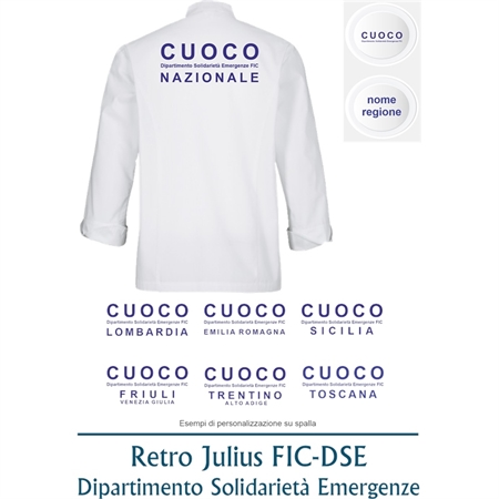 Julius DSE 2021 Retro