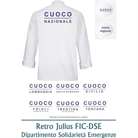 Julius DSE 2021 Retro