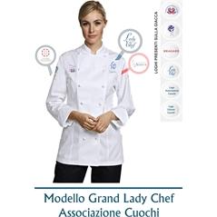 Grand Chef donna Lady Chef